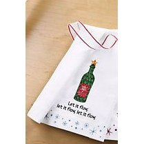 Decorative Christmas Kitchen Towel