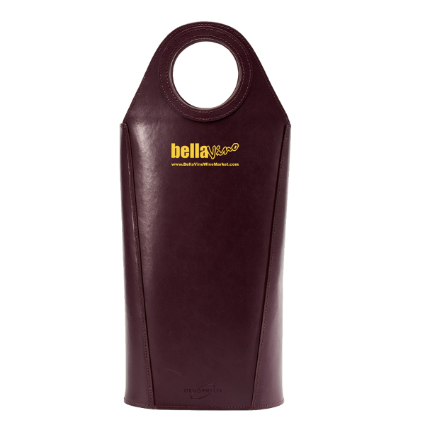 2 Bottle Wine Tote with Corporate Logo (Set of 36)