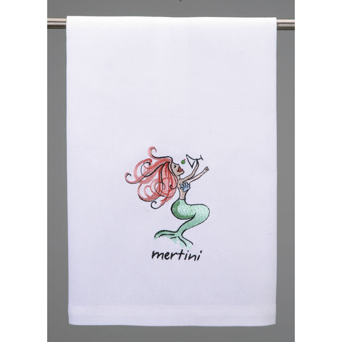 Mermaid Margarita Towel