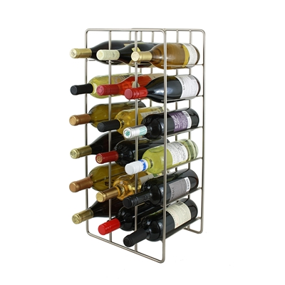 Milano 18 Bottle Wine Rack