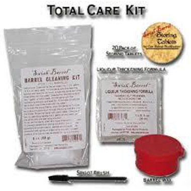 Oak Barrel Total Care Kit