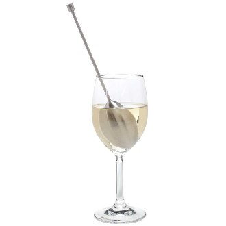 Oeno Ice Chilling Wands for Wine Glasses (set of 2)