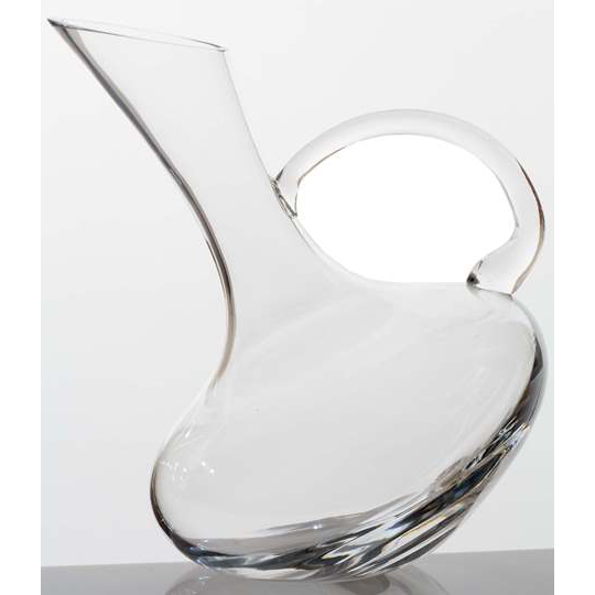 Virtual Orbital Wine Decanter with Handle