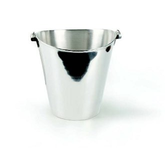Regal Oval Stainless Steel Wine or Champagne Cooler