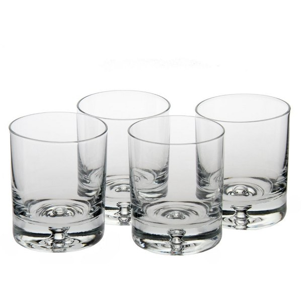 Taylor Double Old Fashioned Glasses (set of 4)