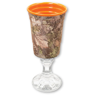 Camo & Orange RedNeck Party Cup