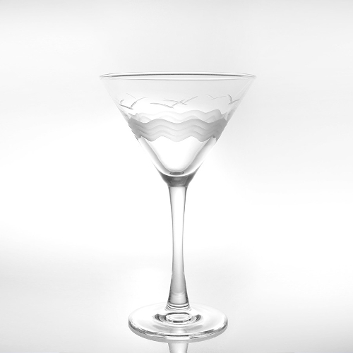 Seabreeze Martini Glasses (set of 4)