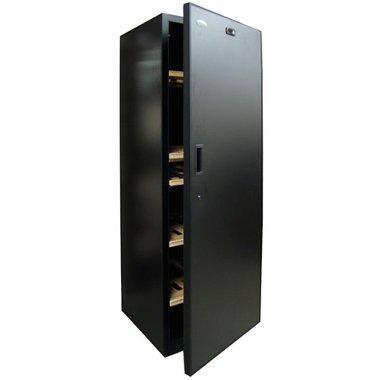 VinoCellier Series Solid Door Wine Cabinet