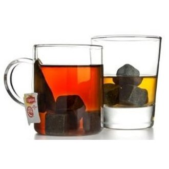 Soapstone Whiskey Rocks 12 Piece Gift Pack