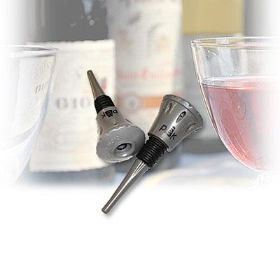 Pek Wine Stoppers (2 pack)
