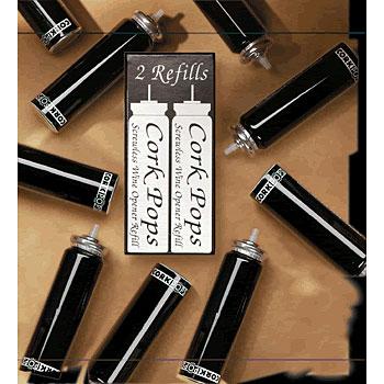 Cork Pops Refills (set of 2)