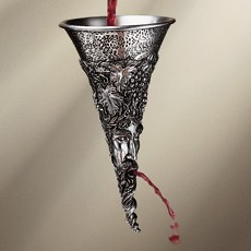 Royal Selangor Bacchus Wine Funnel for Decanting