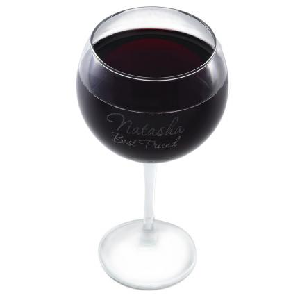 Personalized Wine Glass (set of 2)