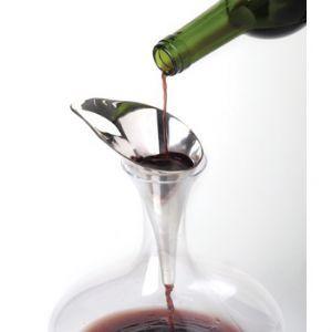 Calla Lilly Wine Funnel