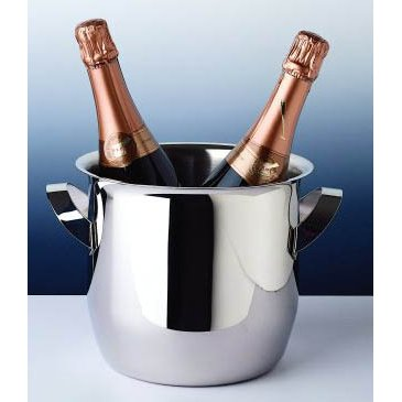 Triomphe Wine Cooler 18/10 Stainless Steel