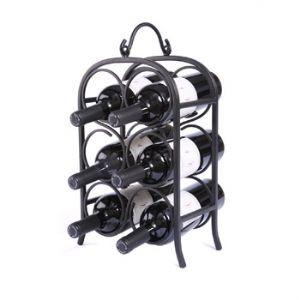 Wine Arch 6 Bottle Wine Rack