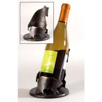 Bear Wine Bottle Holder