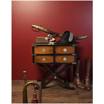 Bombay Box Side Table