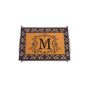 Monogram Doormat