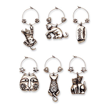 Cats Meow - My Glass Charms