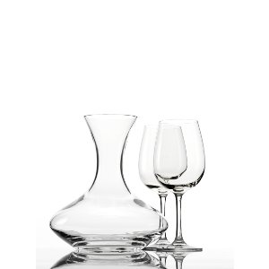 Weinland Gift Set: 27 oz. Decanter & 2 All Purpose Wine Glasses
