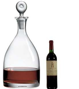 Monticello Salmanazar Decanter