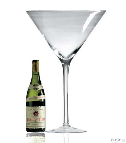 Ravenscroft Maxi Martini Glass