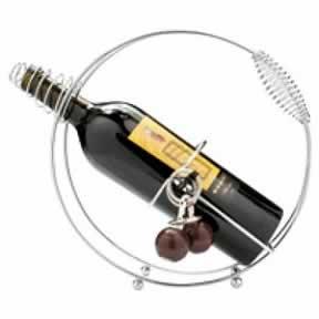 Don't Break the Bottle Wine Caddy