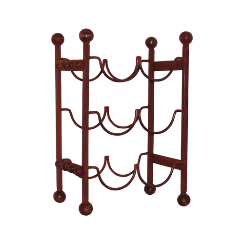6 Bottle Vertical Wine Rack