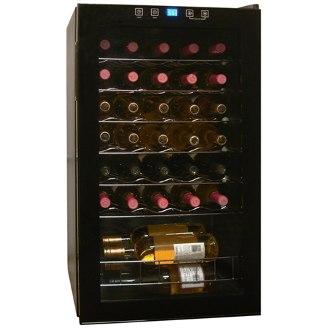 34 Bottle Touchscreen Wine Cooler