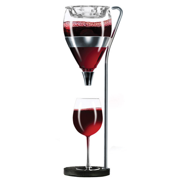 Vinotive Aerating Wine Decanter Tower