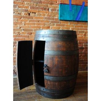 Vintage Cargo Barrel