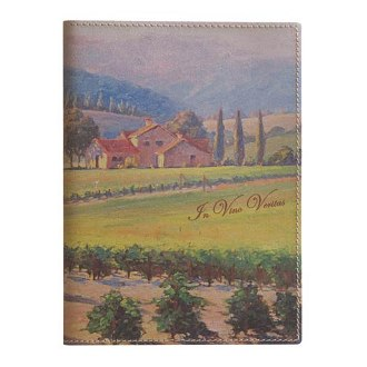 Vintage Wine Journal