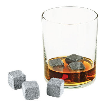 Glacier Rocks - 6 Piece Whiskey Rocks Set