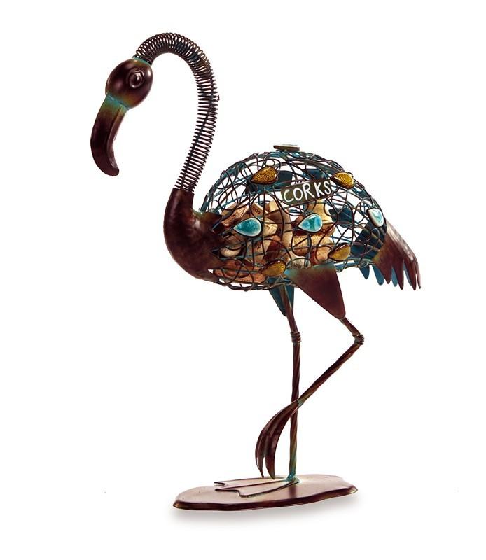 Cork Caddy Flamingo