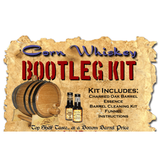 Corn Whiskey Making Bootleg Kit