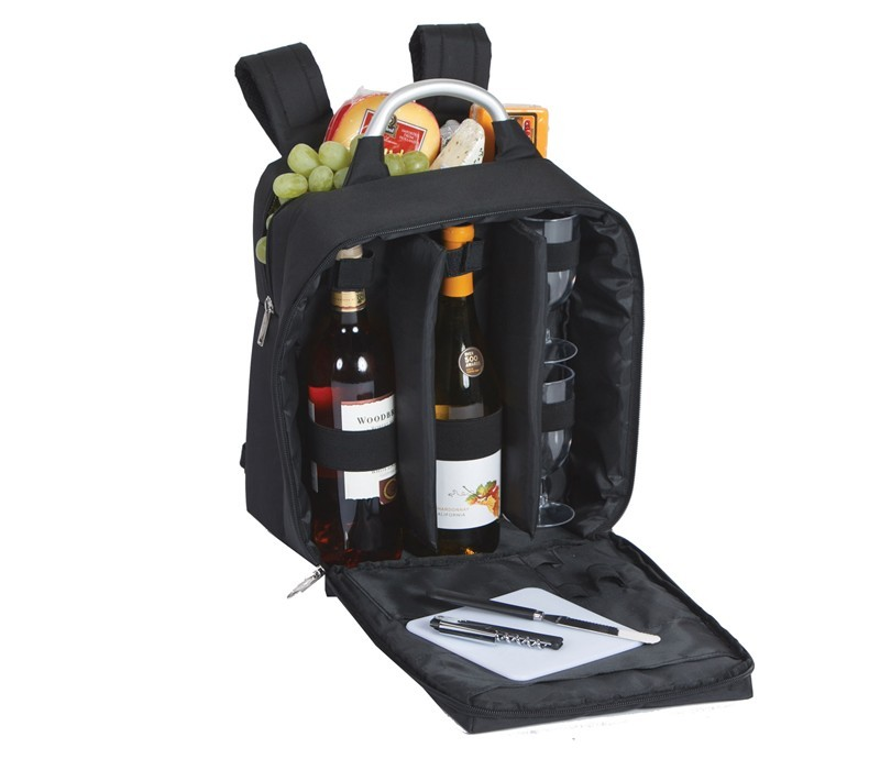 Magellan Wine & Cheese Back Pack