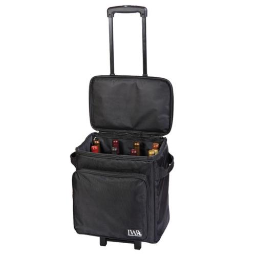 12 Bottle Wine Trolley Bag