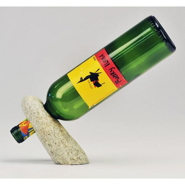 Cobblestone Wine Bottle Balancer