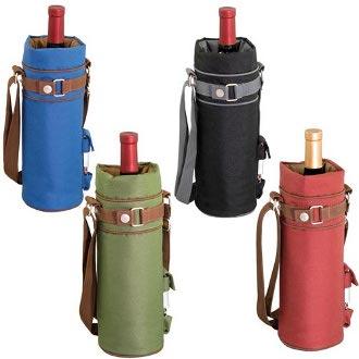 Wine Duffel Travel Bag