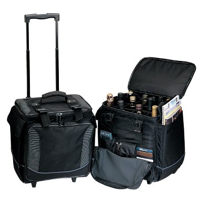 Wine Luggage for 12 Bottles Travel