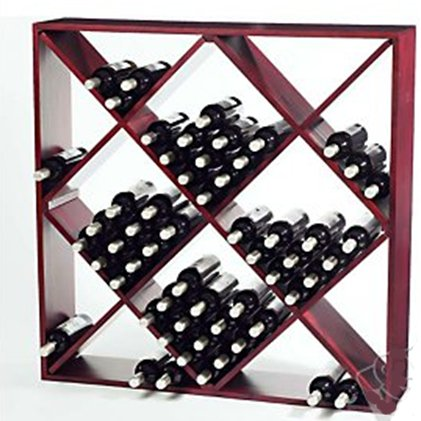 120 Bottle Wine Rack (Mahogany)