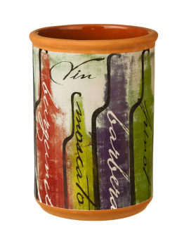 Wine Tasting Terra Cotta Wine Chiller