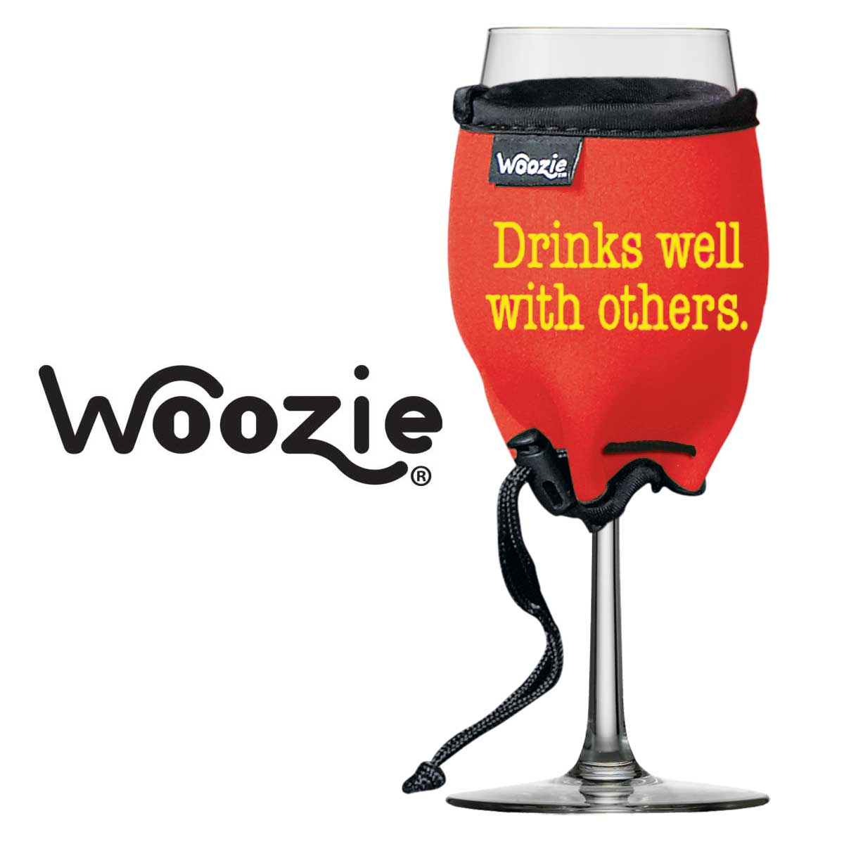 Woozie Words, Drinks Well With Others