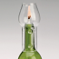 Wine Light Flame Protector Set (w/ Candle wick)