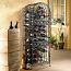 Renaissance Wrought Iron Wine Jail