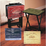 Wine Label TV Stands (set of 4)