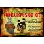 Absynthe Skull Vodka Infusion Kit