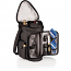 Meritage Deluxe Insulated Wine Bottles & Cheese Picnic Tote