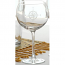 Compass Rose Balloon Wine Glasses (set of 4)